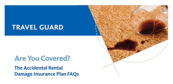Accidental Rental Damage Insurance Plan