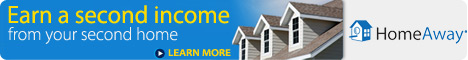 Save $25 on new 12-month listings at HomeAway.com with code G307. Expires Sept 30th, 2011