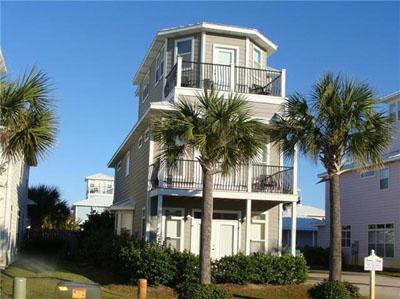 florida beach house rental: