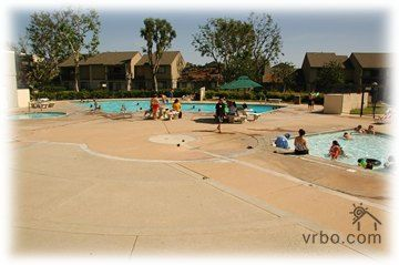 The Pools - Anaheim Vacation Condo with Wi-Fi Internet