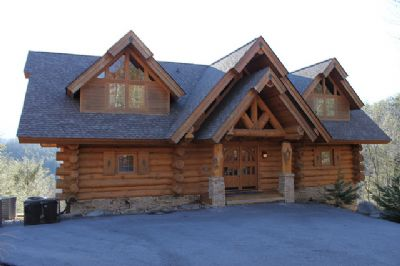 Mountain Lodge Gatlinburg TN Vacation Rentals By Owner - 7 bedroom cabins in gatlinburg tn