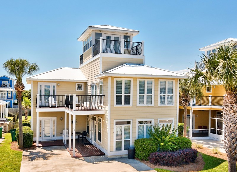 Destined For Fun 5 Bedroom With Private Pool In Destin Florida Perfect Family Vacation Home