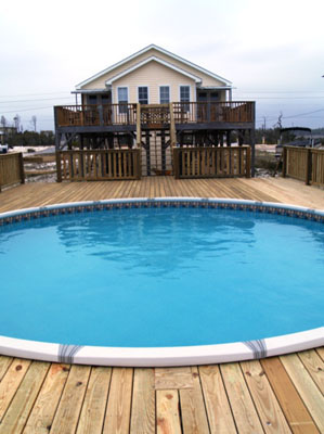 New Pool and New Deck For You!