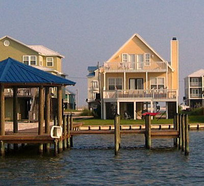 Southern Breeze Beach House On Lagoon W Dock