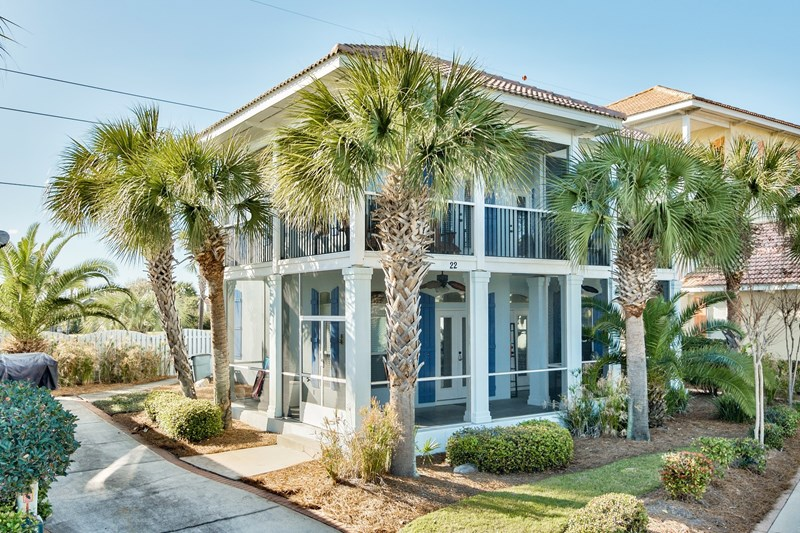 Miramar beach destin florida vacation house for rent by - Destin florida 4 bedroom condo rentals ...