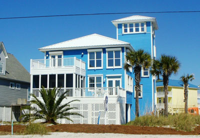 My Blue Heaven Large Vacation Beachhouse Gulf Ss