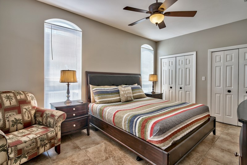 Bedroom-Destin Florida 4 Bedroom Vacation Home Rental