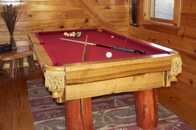 New Slate Pool Table
