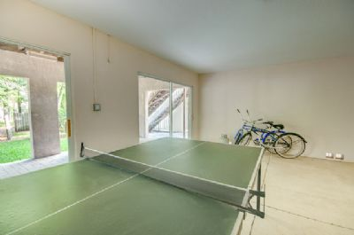 Ping Pong Room on the First Floor
