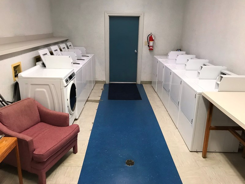 Laundry Facility located at office