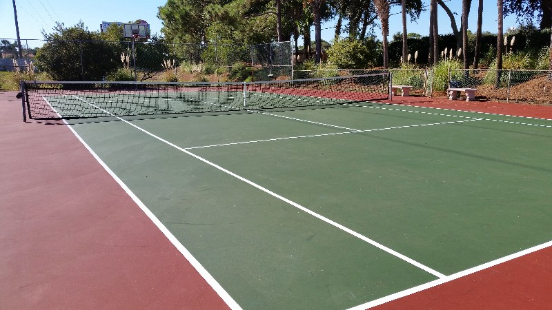 Tennis Courts, Basketball and Shuffleboard!