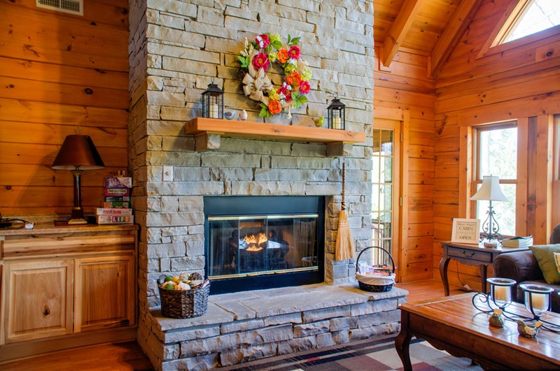 Screened In Porch off Master