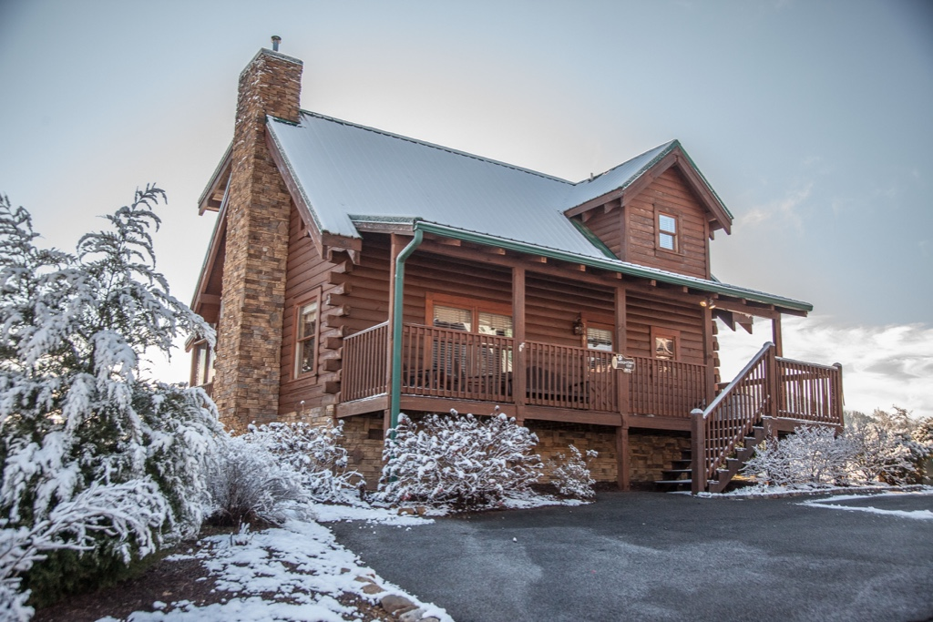 Pigeon Forge Tennessee 1 Bedroom 1 1 2 Bathrooms Cabin