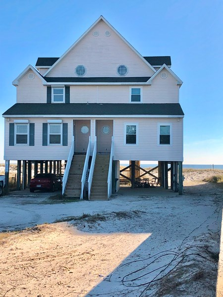 Perdido Key Beach House (unit A on the right side)