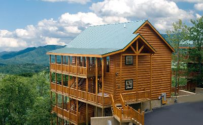 Bashful Bear, 6Br/8Ba Sleeps 26