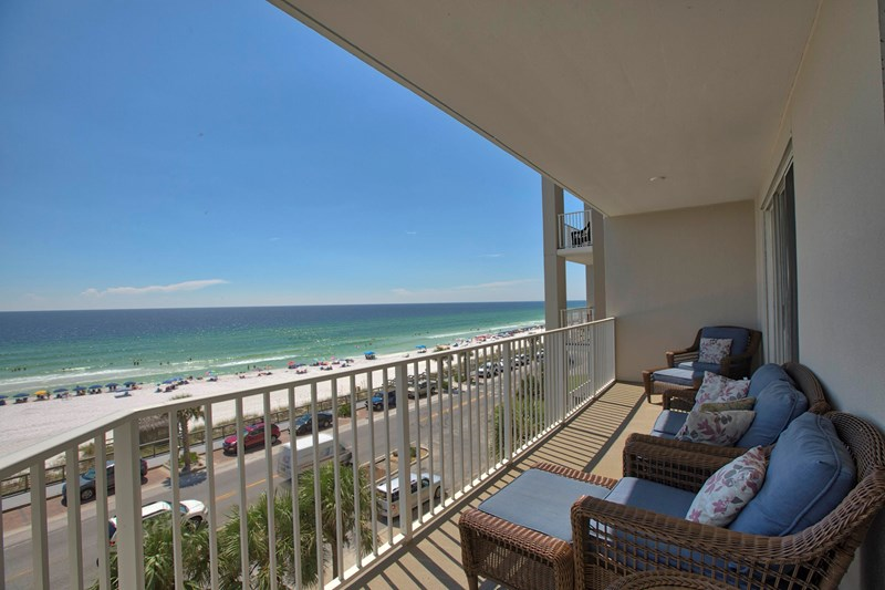 Incredible views from your own balcony!