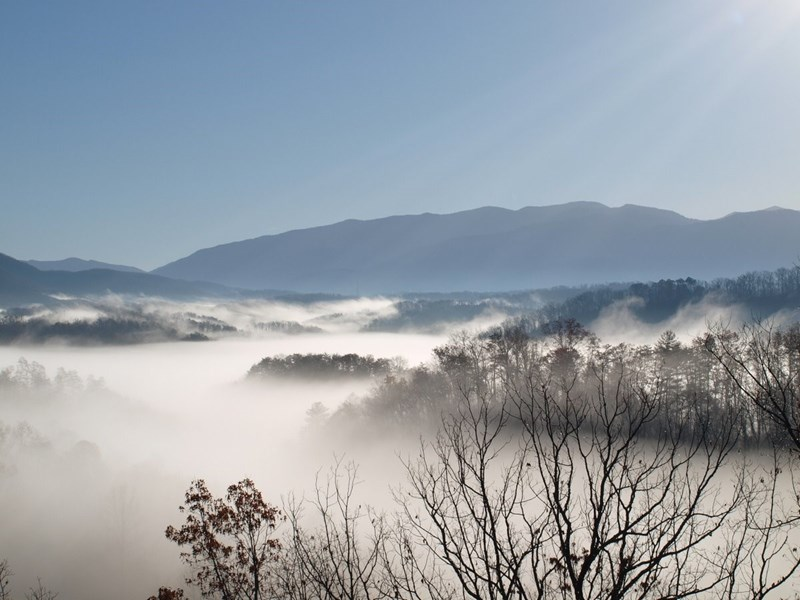 Smoky Mountain Views!!