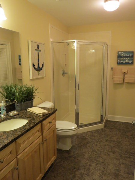 bathroom 4, has laundry room as well