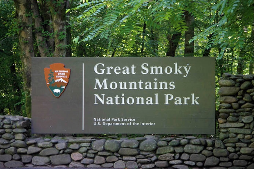 Bearway To Heaven is approximately 3 miles from entrance of Great Smoky Mountains National Park!