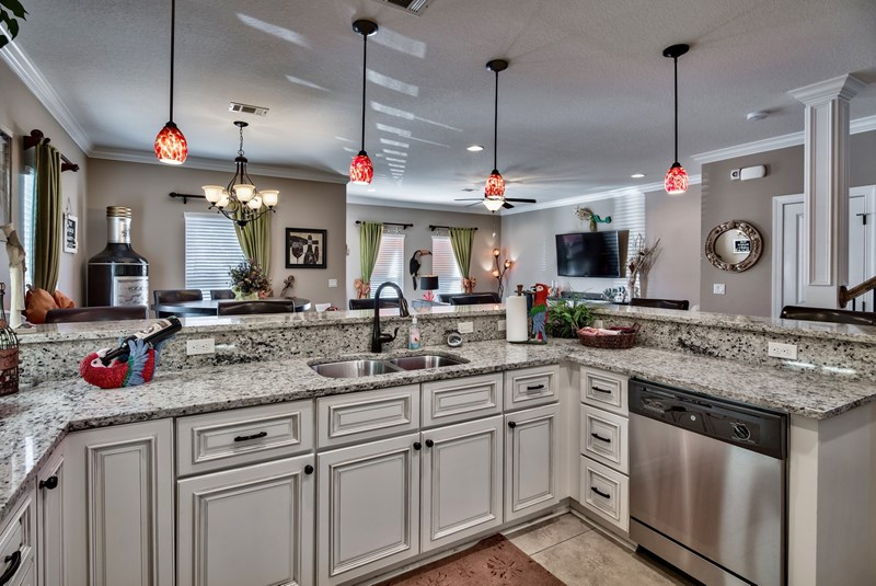 Luxury 4 Bedroom Vacation Home In Destin Florida For Rent