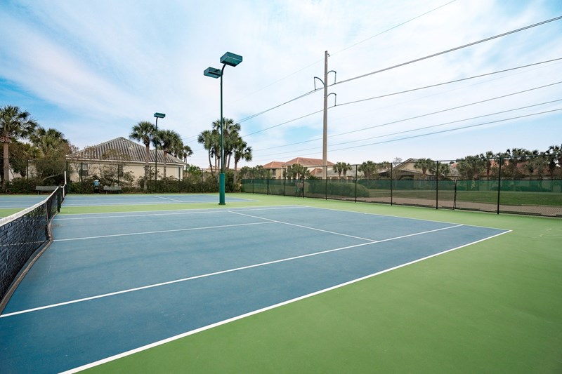 Destiny East Tennis courts