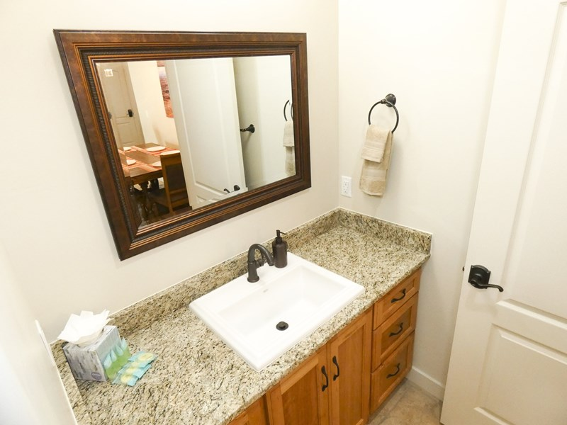Master Bedroom Sink