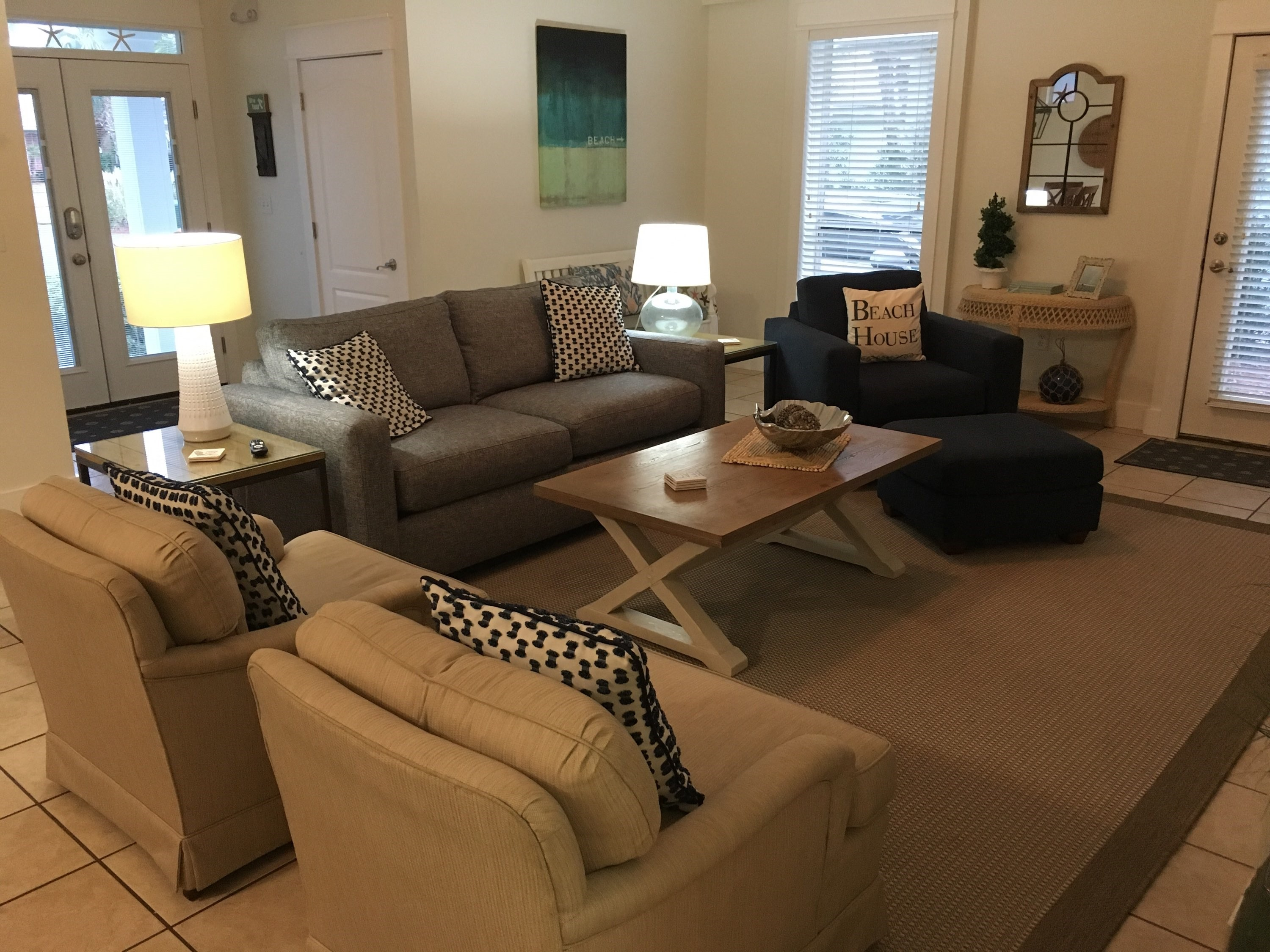 Sea Fan Cottage has everything you need to enjoy your vacation!