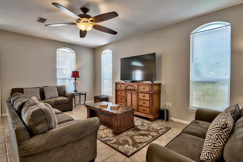 3rd Floor Master Suite-Destin Florida 4 Bedroom Home