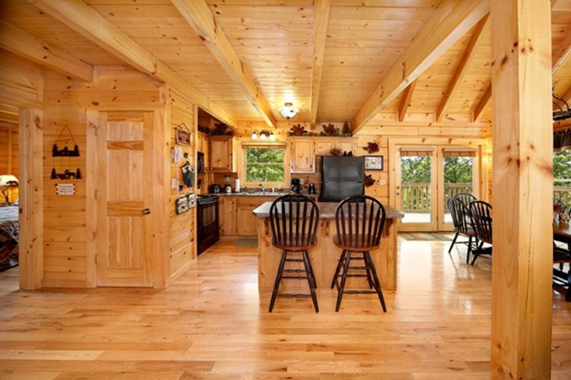 Pigeon Forge Tennessee 3 Bedroom 3 Bathroom Cabin Rent By Owner Located In Alpine Mountain