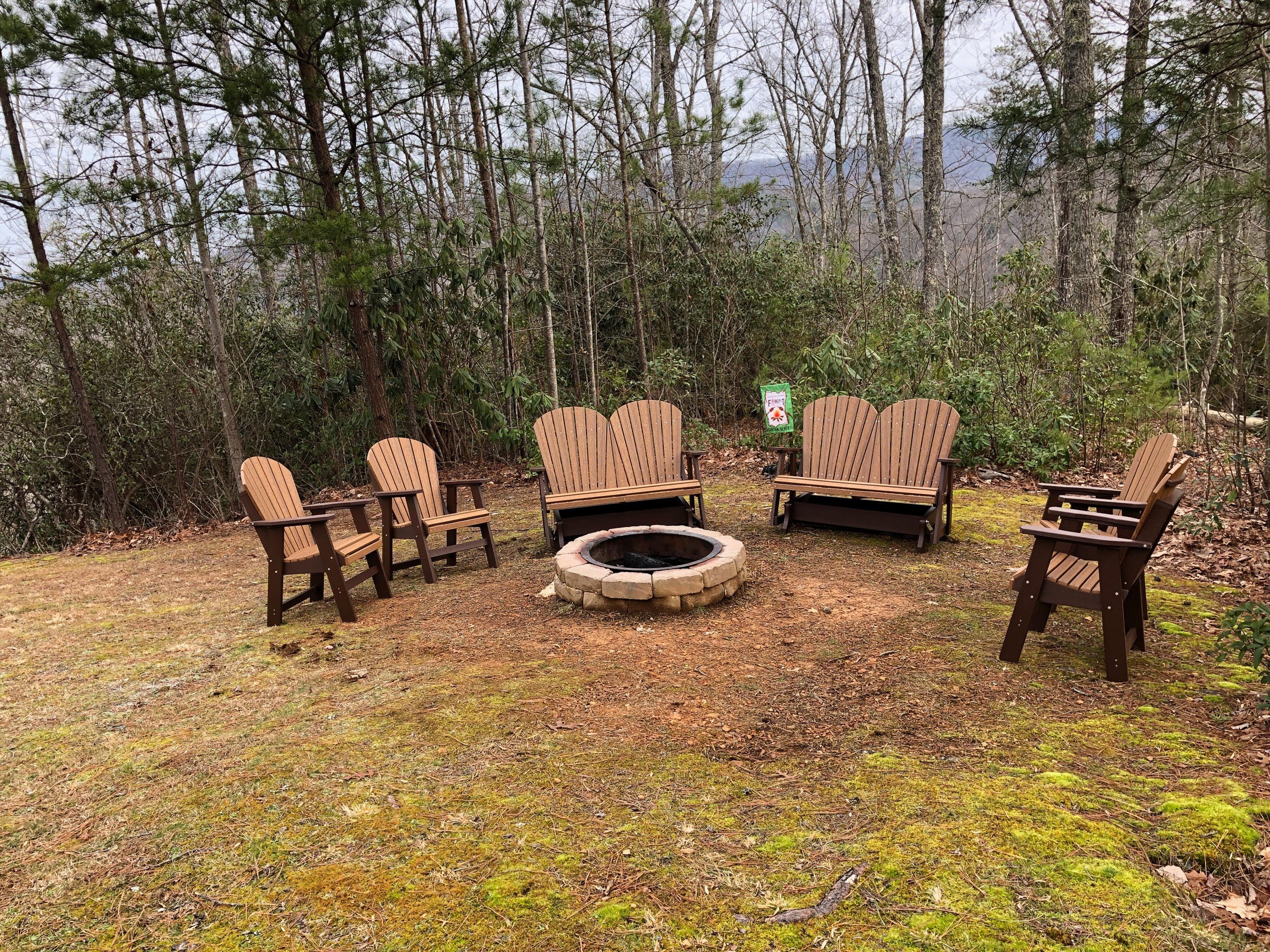 Great Room with lots of natural light