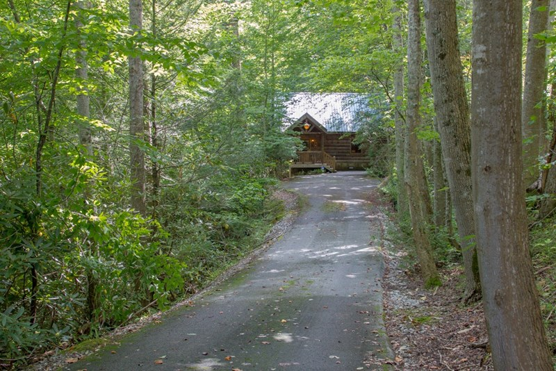 Secluded and Private!