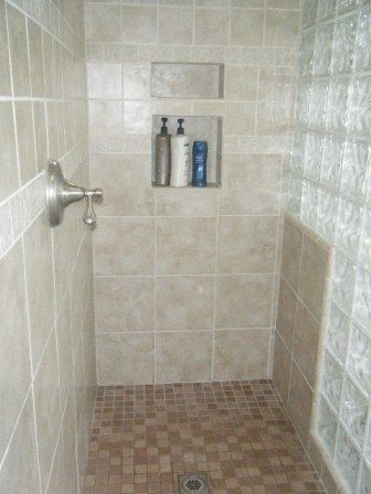Master Suite - Walk in Shower