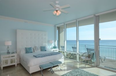 Super Chic Gulf Front Master Bedroom (King)