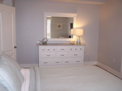 Master Bedroom is spacious with attached full luxury bath