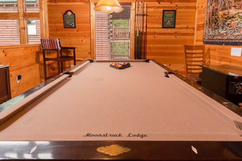 Billiard Room, Billiard Seating, Arcade